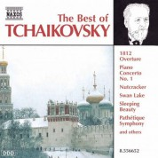 Tchaikovsky (The Best Of) - CD