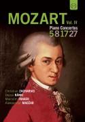 Christian Zacharias, Malcolm Frager: Mozart: Great Piano Concertos Vol.4 - DVD