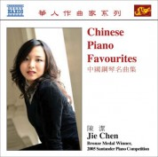 Jie Chen: Chen, Jie: Chinese Piano Favourites - CD