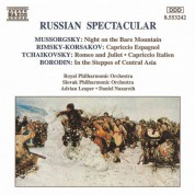 Russian Spectacular - CD
