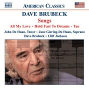 Brubeck: Songs - CD