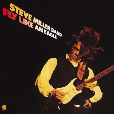 Steve Miller Band: Fly Like An Eagle - Plak