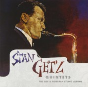 Stan Getz Quintets: The Clef & Norgran Albums - CD
