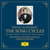 Dietrich Fischer-Dieskau, Gerald Moore: Schubert: The Song Cycles - CD