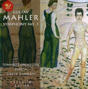 David Zinman, Tonhalle Orchester Zurich: Mahler: Symphony No 5 - CD