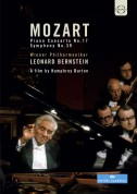 Vienna Philharmonic Orchestra, Leonard Bernstein: Mozart: Piano Concerto Mo.17, Symphony No.39 - DVD