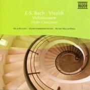 Çeşitli Sanatçılar: Bach / Vivaldi: Violin Concertos - CD