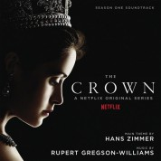 Rupert Gregson-Williams, Hans Zimmer: Crown (Netflix Series) (Soundtrack) - Plak