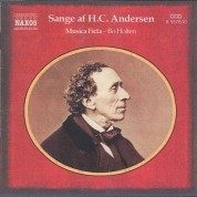 Lieder zu Texten von Hans Christian Andersen - CD