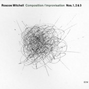 The Transatlantic Art Ensemble, Roscoe Mitchell: Composition / Improvisation Nos. 1, 2 & 3 - CD