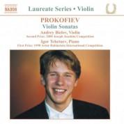 Andrey Bielov: Prokofiev: Violin Sonatas - CD