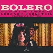 Leonard Bernstein, New York Philharmonic Orchestra: Ravel: Bolero - Plak
