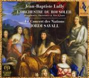 Le Concert des Nations, Jordi Savall: Jean-Baptiste Lully: L'orchestre du Roi Soleil - SACD