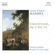 Handel: Concerti Grossi Op. 3, Nos. 1- 6 - CD