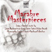 Çeşitli Sanatçılar: Macabre Masterpieces - CD