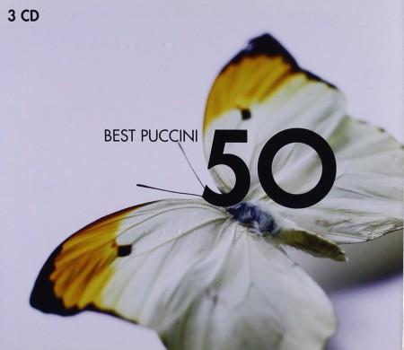 Çeşitli Sanatçılar: 50 Best Puccini - CD