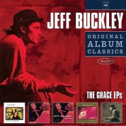 Jeff Buckley: Original Album Classics - CD