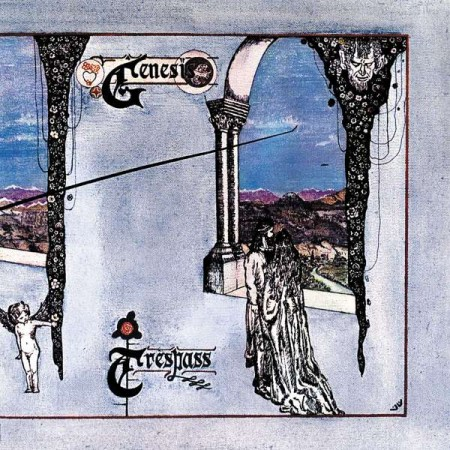 Genesis: Trespass (2018 Reissue) - Plak