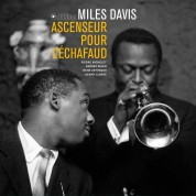 Miles Davis: Ascenseur Pour L'Echafaud + 5 Bonus Tracks ( Exclusive Cover Photo By Jean-Pierre Leloir). - CD