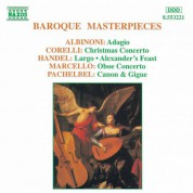 Baroque Masterpieces - CD