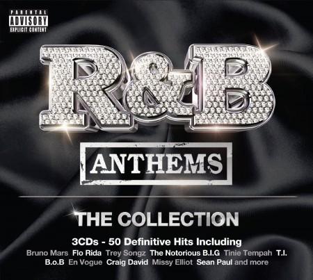Çeşitli Sanatçılar: R&B Anthems-The Collection - CD