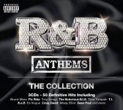 Çeşitli Sanatçılar: R&B Anthems-The Collection - CD