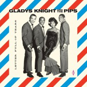 Gladys Knight And The Pips: Letter Full Of Tears + 2 Bonus Tracks! - Plak