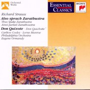Eugene Ormandy, Philadelphia Orchestra: Strauss: Also Sprach Zarathustra / Don Quixote - CD