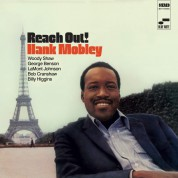 Hank Mobley: Reach Out! - Plak