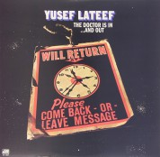 Yusef Lateef: Doctor Is in & Out - Plak
