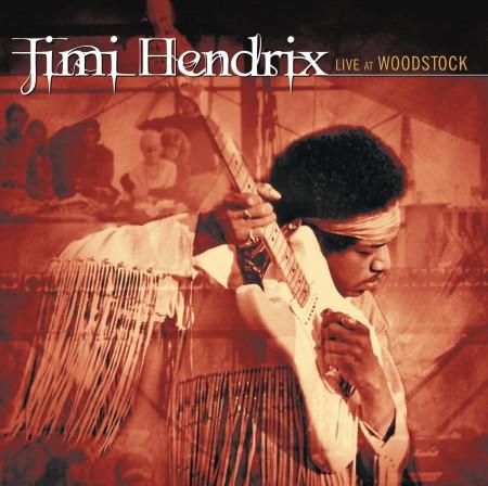 Jimi Hendrix: Live At Woodstock - CD