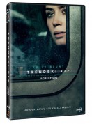 Trendeki Kız - The Girl On The Train - DVD