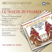 Irmgard Seefried, Elisabeth Schwarzkopf, Erich Kunz, Wiener Philharmoniker, Herbert von Karajan: Mozart: Le Nozze Di Figaro - CD