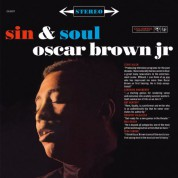 Oscar Brown Jr.: Sin & Soul - Plak