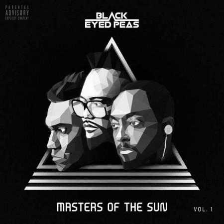 Black Eyed Peas: Masters Of The Sun Vol.1 - CD