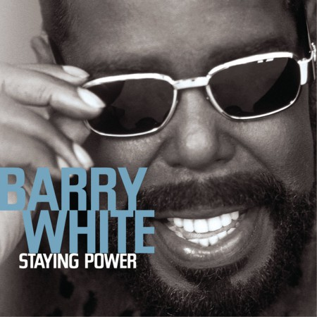 Barry White: Staying Power - CD