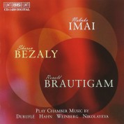 Nobuko Imai, Sharon Bezaly, Ronald Brautigam: Chamber Music for Flute, Viola and Piano: Duruflé, Hahn, Weinberg, Nikolayeva - CD
