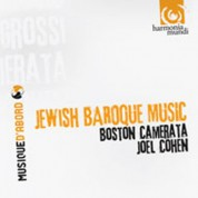 The Boston Camerata, Joel Cohen: Jewish Baroque Music - CD