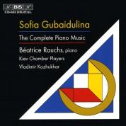 Beatrice Rauchs: Gubaidulina - Complete Piano Music - CD