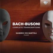 Sandro Ivo Bartoli: Bach & Busoni: Complete Transcriptions - CD