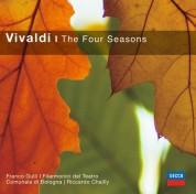 Riccardo Chailly, Franco Gulli, Orchestra del Teatro Comunale di Bologna: Vivaldi: The Four Seasons - CD