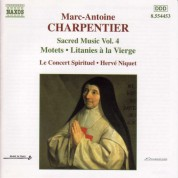 Herve Niquet: Charpentier, M.-A.: Sacred Music, Vol. 4 - CD