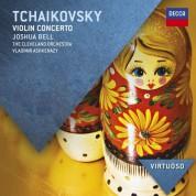 Joshua Bell, The Cleveland Orchestra, Vladimir Ashkenazy: Tchaikovsky: Violin Concerto - CD