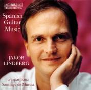 Jakob Lindberg: Spanish Guitar Music - CD