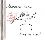 Mercedes Sosa: Corazón Libre - CD