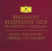 Berliner Philharmoniker, Walter Berry, Herbert von Karajan, Gundula Janowitz, Waldemar Kmentt, Hilde Rössel-Majdan, Wiener Singverein: Beethoven: Symphony No. 9 - CD