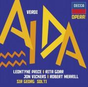 Orchestra del Teatro dell'Opera di Roma, Sir Georg Solti, Jon Vickers, Leontyne Price, Rita Gorr, Robert Merrill: Verdi: Aida - CD
