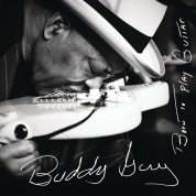 Buddy Guy: Born to Play Guitar - CD