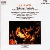 Geza Oberfrank: Bach, J.S.: Christmas Oratorio, Bwv 248 - CD