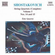 Shostakovich: String Quartets Nos. 14 and 15 - CD
